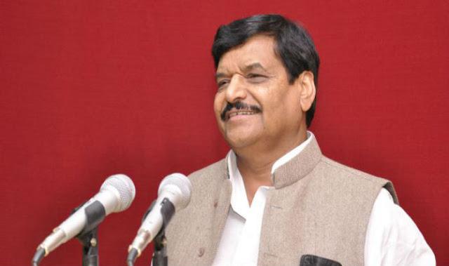 भ्रष्टाचार में लिप्त थे शिवपाल, BJP की बी टीम है समाजवादी सेक्युलर मोर्चा : सपा