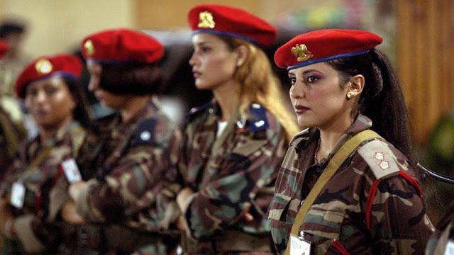 ये तानाशाह खूबसूरत महिलाओं को बनाता था अपना सुरक्षा गार्ड...