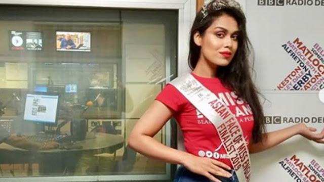 मिस इंग्लैंड चुनी गईं भारतीय मूल की भाषा मुखर्जी