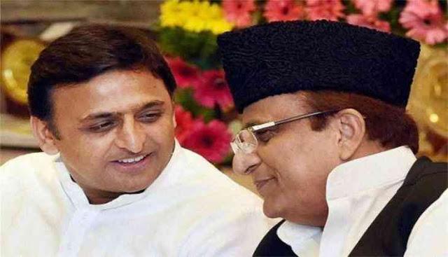 रामपुर के मुसलमान अखिलेश को आज़म की औकात दिखा देंगें: कांग्रेस नेता