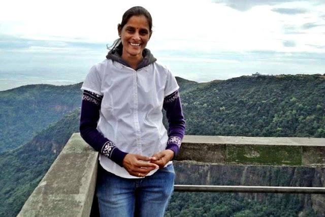 ICC इवेंट की पहली महिला मैच रेफरी बनीं जीएस लक्ष्मी...