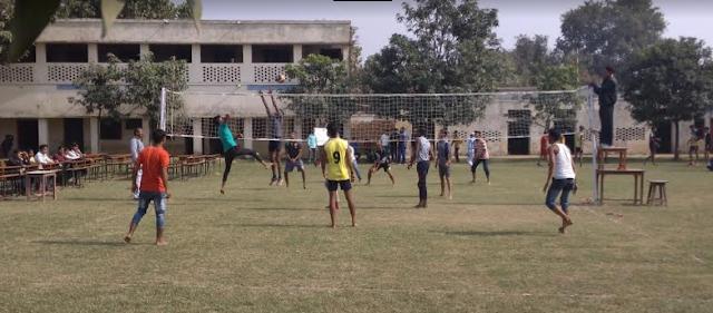 राज्यस्तरीय खेल स्पर्द्धा में खिलाड़ियों ने दिखाया दम