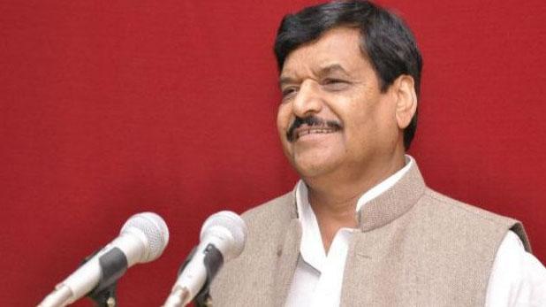 UP में कानून व्यवस्था नहीं संभाल पा रही BJP : शिवपाल यादव