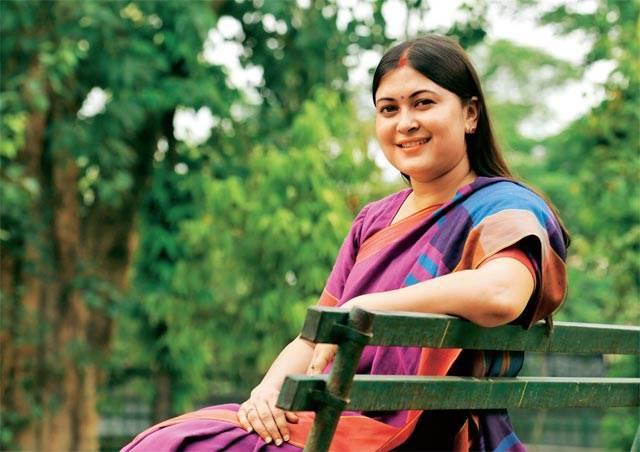 कांग्रेस प्रवक्ता रागिनी नायक का बीजेपी प्रवक्ता पर पटलवार, बोलीं- 'तेरा बाप होगा चपरासी'