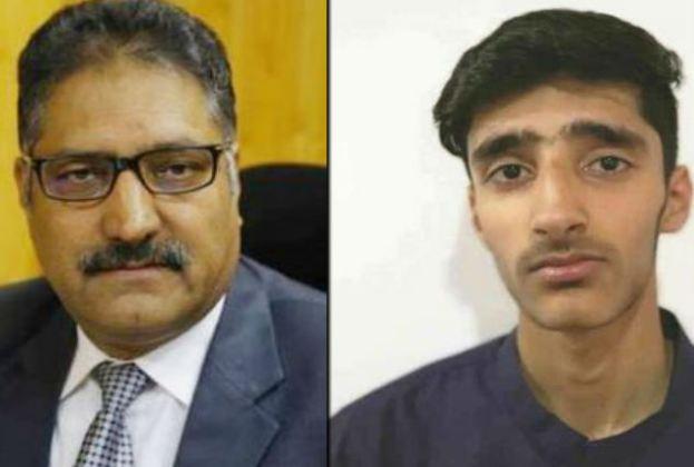 पत्रकार शुजात बुखारी के बेटे ने हासिल किए 95% अंक