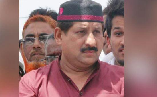 मोदी सरकार के खिलाफ 3 अक्टूबर को धरना देंगे कांग्रेस विधायक आरिफ मसूद