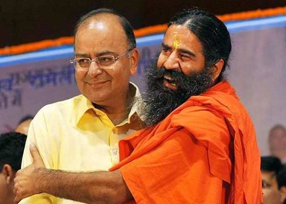 अरुण जेटली ने बाबा रामदेव से जताई थी ये इच्छा, जो रह गई अधूरी...