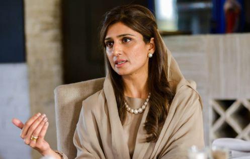 इमरान के कारण आज पूरी दुनिया पाकिस्तान पर हंस रही है: हिना रब्बानी खार