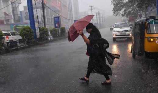 कल से बढ़ेगी मानसून की रफ्तार, 3 दिनों में बारिश की संभावना