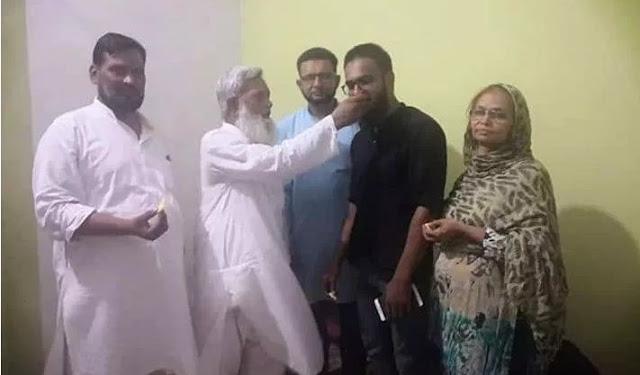 पूर्व विधायक ज़ाहिद हुसैन के बेटे ने जज बनकर रौशन किया नाम!
