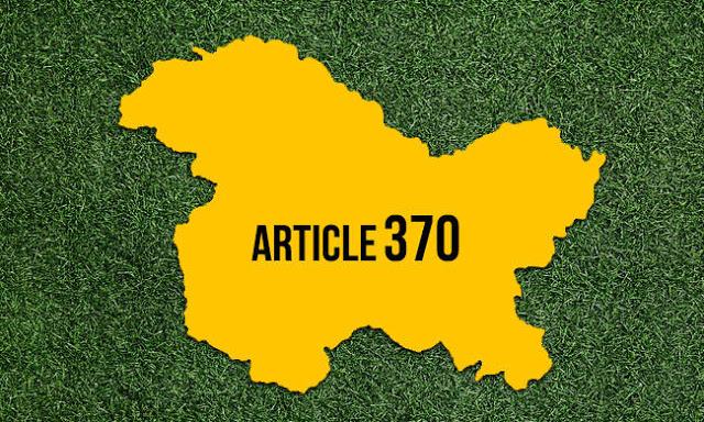 धारा 370 को ख़त्म करना संघी एजेंडा : वामपंथी पार्टियों का कल नागरिक-प्रतिवाद