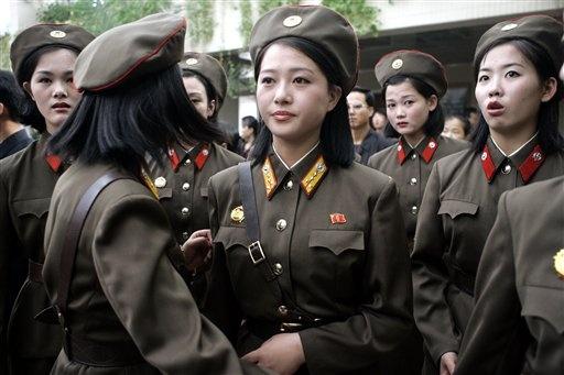 नॉर्थ कोरिया की महिला सैनिकों का दर्द, 'रेप' होना आम बात