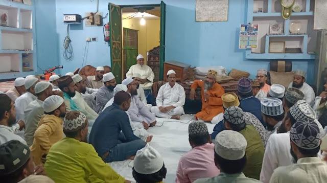 18 अक्टूबर से शुरू होगा उर्स ए कासमी: सैयद नजीब हैदर नूरी