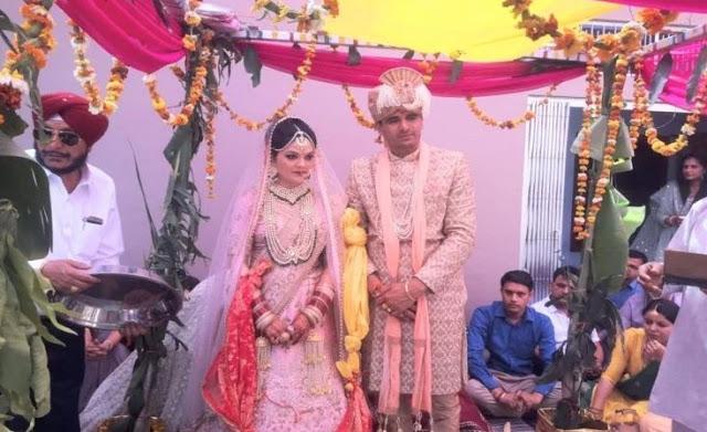 कबड्डी स्टार अजय ठाकुर ने संदीप कौर से रचाई शादी