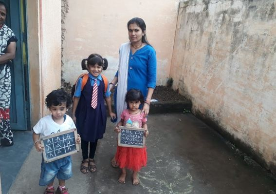 2 डिप्टी कलेक्टरों ने सरकारी स्कूल में कराया अपने बच्चों का एडमिशन