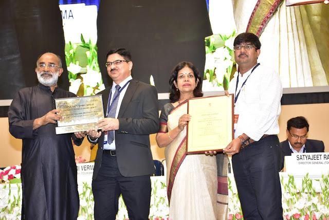 भारतीय पुरातत्त्व सर्वेक्षण विभाग के अधिकारी मुनज़्ज़र अली हुए सम्मानित