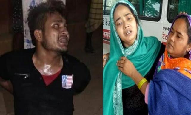 तबरेज़ अंसारी की पत्नी को 5 लाख रुपये और नौकरी देगा दिल्ली वक्फ़ बोर्ड