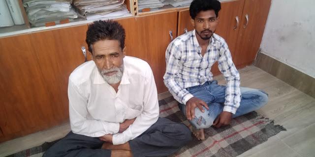 दहेज हत्या में पति और ससुर गिरफ्तार