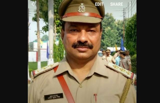 ठाकुरद्वारा कोतवाल मनोज कुमार का मैनाठेर तबादला, केपी सिंह आए