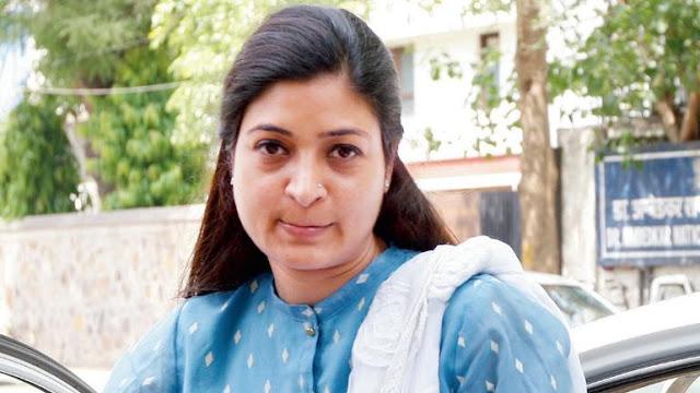 अलका लांबा निर्दलीय लड़ सकती है दिल्ली विधानसभा चुनाव!