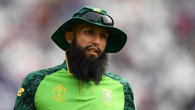 हाशिम अमला ने अंतरराष्ट्रीय क्रिकेट से लिया सन्यास