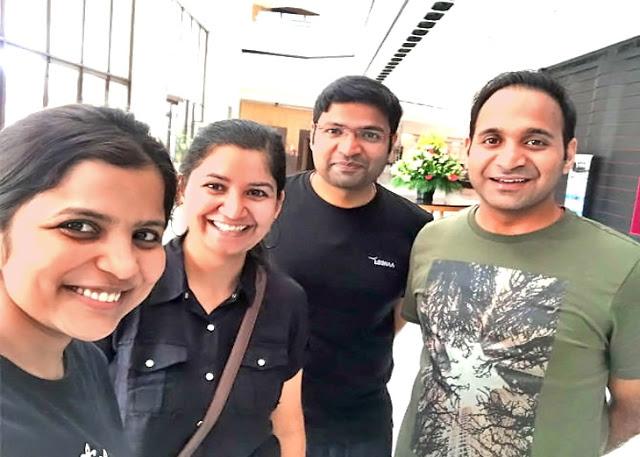 अनिल मिश्रा के चारों बच्चे हैं IAS-IPS अधिकारी