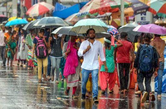 दिल्ली में आज दस्तक देगा मॉनसून, अगले 15 दिन तक भारी बारिश का अनुमान