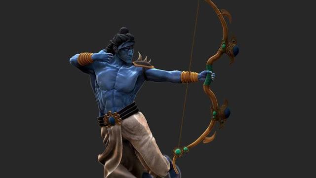 है राम के वज़ूद पे हिन्दोस्तां को नाज़ !