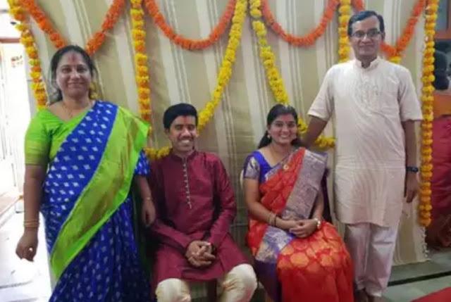 IAS बसंत कुमार ने मात्र 18 हजार में करवाई अपने बेटे की शादी, दहेज भी नहीं लिया...