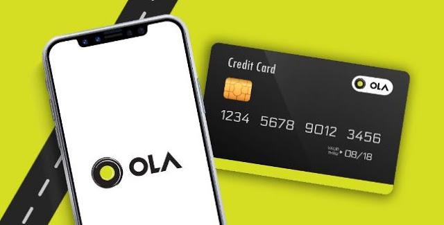 ओला ने लॉन्च किया क्रेडिट कार्ड, मिलेगा ज्यादा कैशबैक
