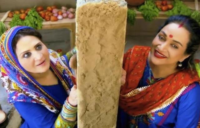 दो बहनों ने गाया हिंदुस्तान और पाकिस्तान के शांति के लिए गाना