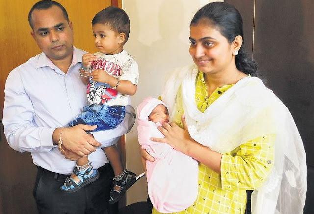 बच्ची को जन्म देने के बाद माता की मौत, मजिस्ट्रेट ने बच्ची को लिया गोद