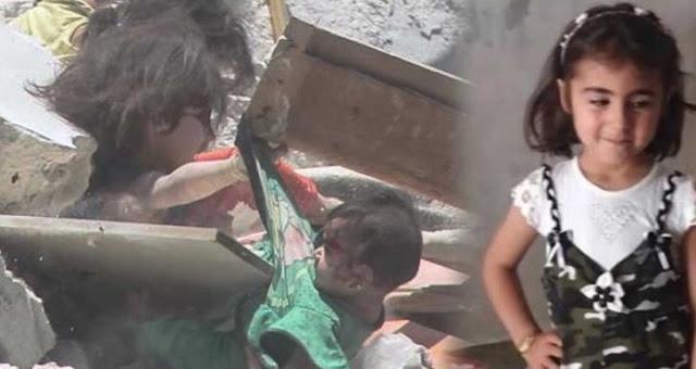 5 साल की बच्ची ने अपनी जान देकर बचाई 7 माह की बहन की जान...