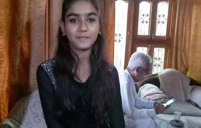 यह मुस्लिम बच्ची गा रही बालाजी के भजन
