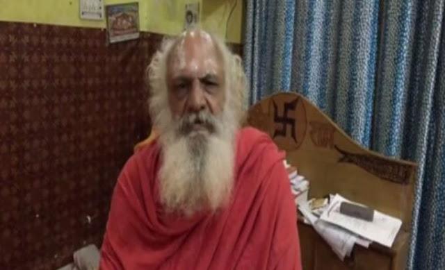 राम जन्मभूमि के पक्षकार धर्मदास को जान से मारने की धमकी