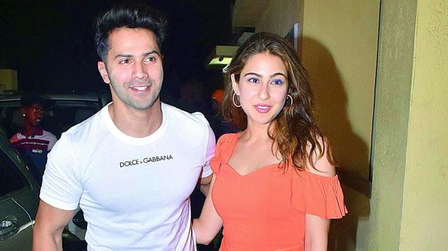 वरुण धवन और सारा अली खान की कुली नंबर 1 की रीमेक एक नई फिल्म है!