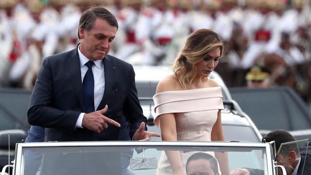 ब्राजील राष्ट्रपति के काफिले में मिला 39 किलो कोकीन