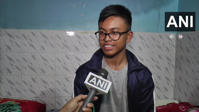PM मोदी के साथ चंद्रयान-2 की लैंडिंग' को लाइव देखेंगे 9वीं के छात्र 'वेहंगबम देवानंद'
