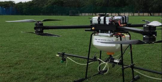 आतंकी कैंपों को पलक झपकते ही खाक कर देगा कश्मीरी युवा द्वारा बनाया गया ये ड्रोन