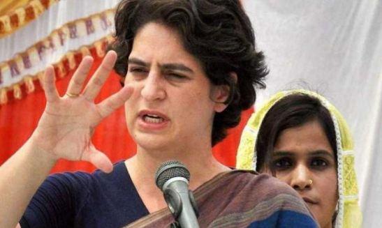 बढ़ी बिजली दरों के विरोध में प्रियंका गांधी की अगुवाई में 'लालटेन यात्रा' निकालेगी कांग्रेस