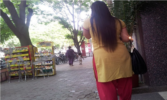 पति के अवैध संबंध का विरोध करने पर पत्नी की पिटाई कर मुंडवा दिया सिर