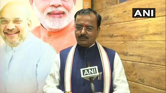 यदि कैदी के समर्थक उसका स्वागत करते हैं तो BJP का इससे कोई लेना-देना नहीं: केशव प्रसाद मौर्य