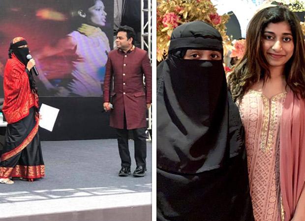 AR रहमान की बेटी ने 'बुर्के' पर ट्रोल करने वालों को दिया करारा जवाब