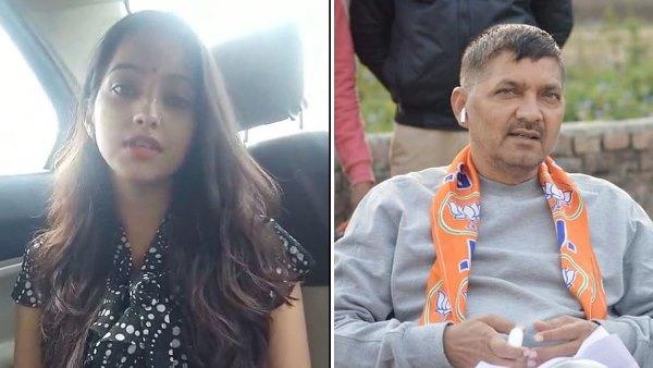 BJP विधायक की बेटी साक्षी फिर सुर्खियों में, कहा- मेरे मायके वालों को न करो बदनाम