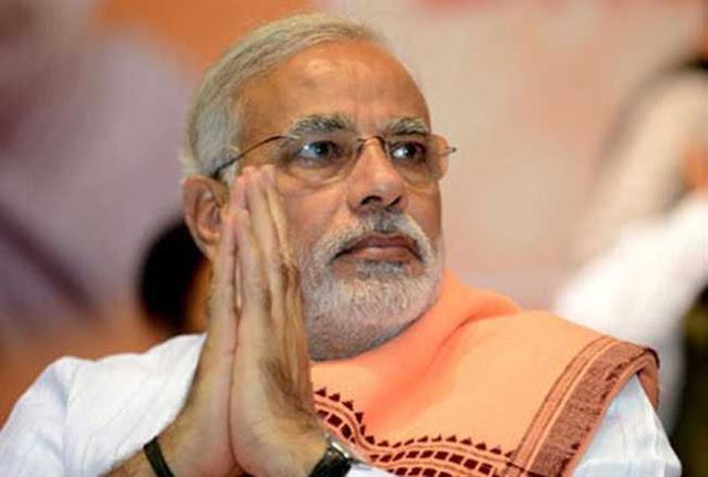 मोदी ने लोजपा सांसद रामचंद्र पासवान के निधन पर शोक व्यक्त किया