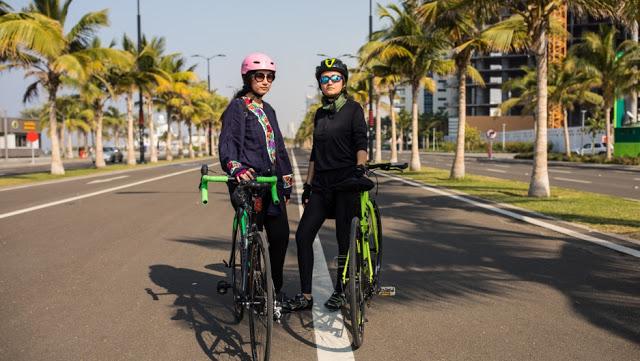 इस मुस्लिम देश ने महिलाओं के साइकिल चलाने पर लगाई रोक