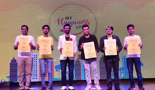 पहली बार 'आमची मुंबई हैप्पीनेस कार्ड' मुंबई में लॉन्च